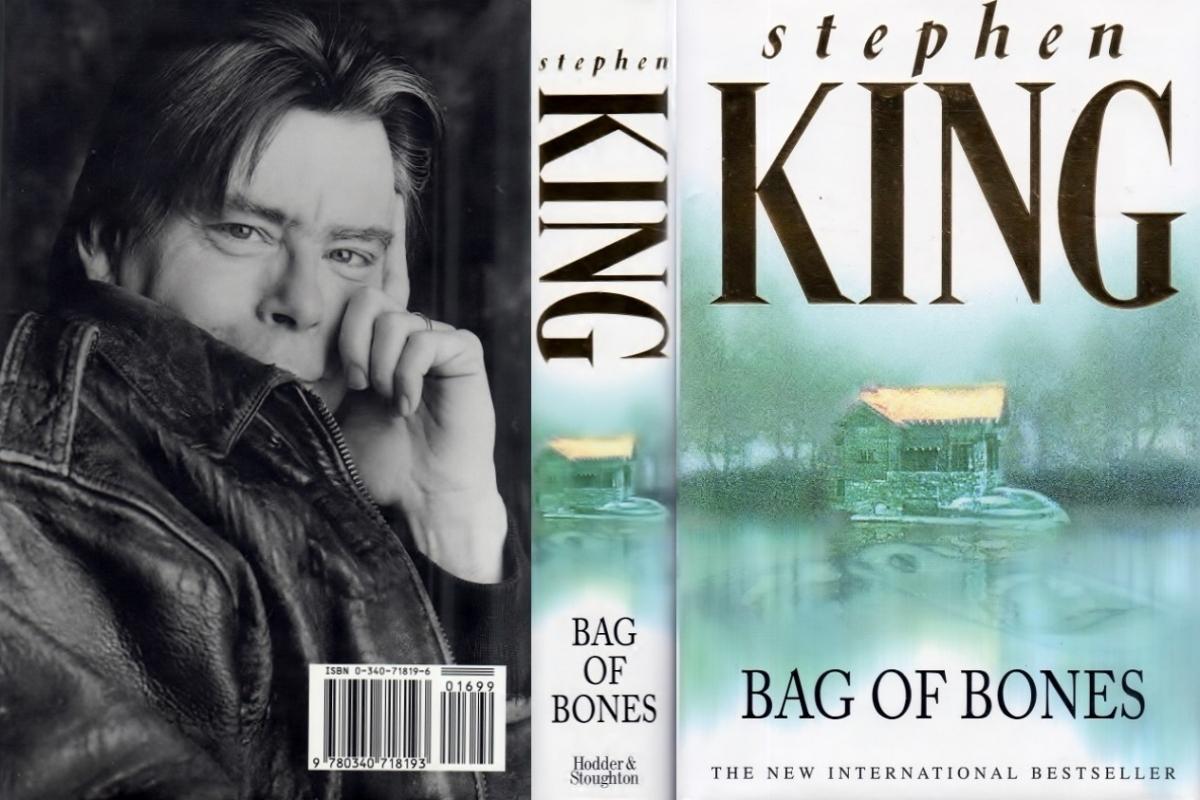 """Bag of Bones"" - obwoluta - obrazek"