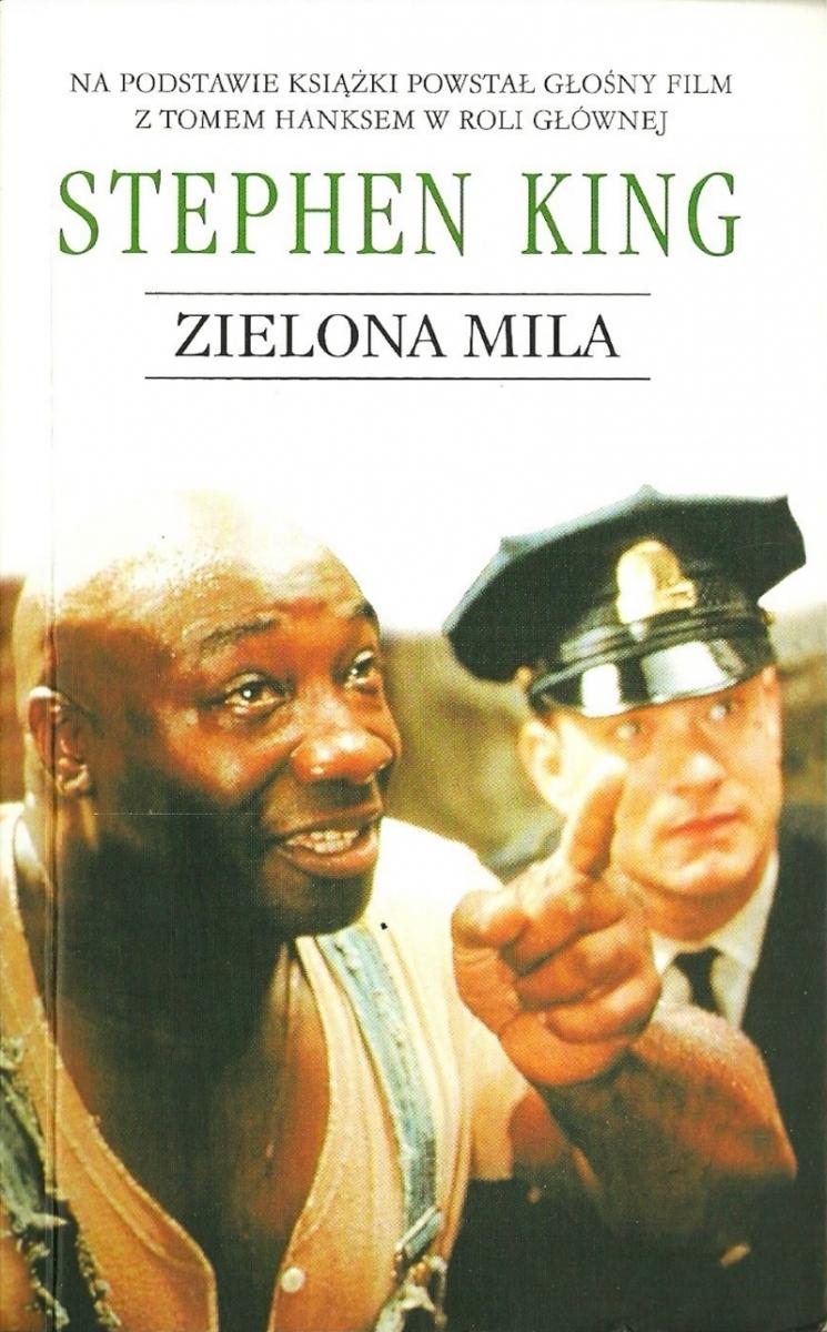"""""""Zielona mila"""" - wydanie z 1999 roku - obrazek"""