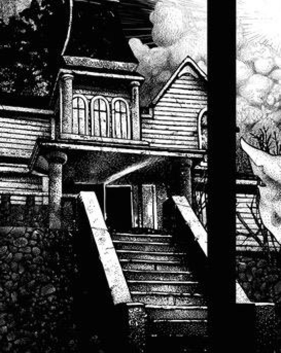 """""""'Salem's Lot"""" - przykładowa ilustracja - obrazek"""