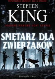 Smętarz dla zwierzaków (Prószyński i S-ka #4) - obrazek