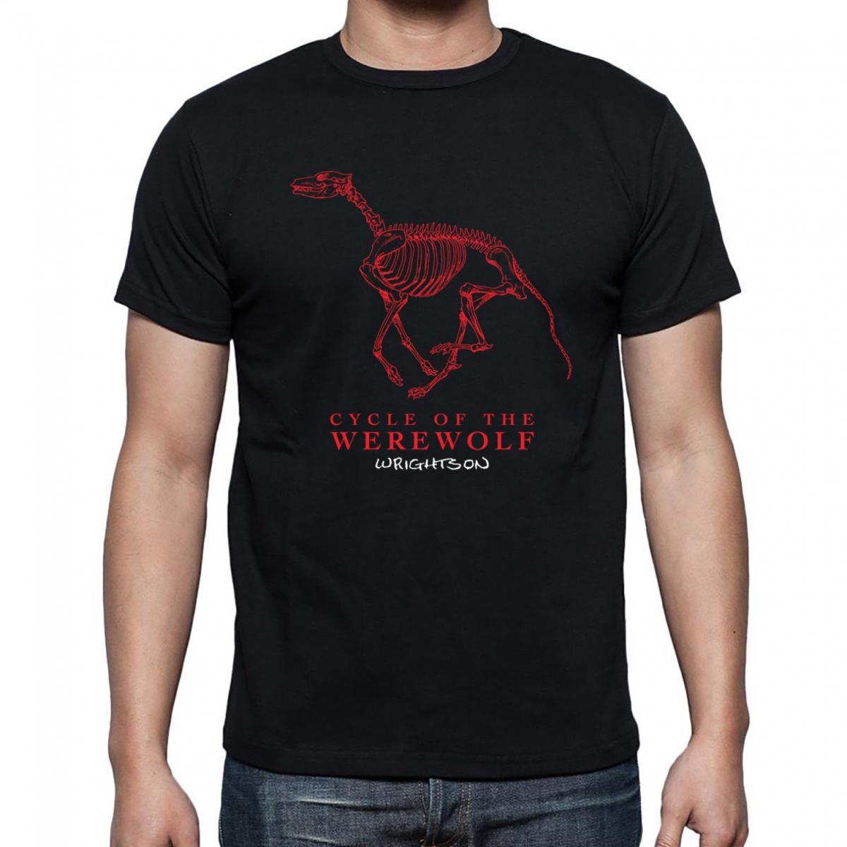 Cycle of Werewolf - koszulka - obrazek