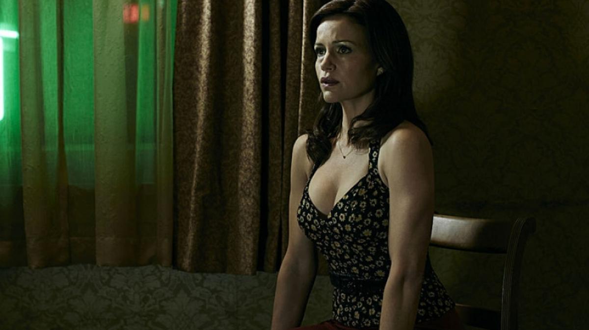 Carla Gugino jako Jessie Burlingame - obrazek