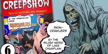 Creepshow odcinek 6 - Tajemnica jeziora - obrazek