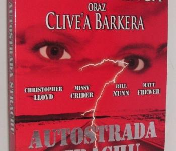 Autostrada strachu (DVD) - obrazek