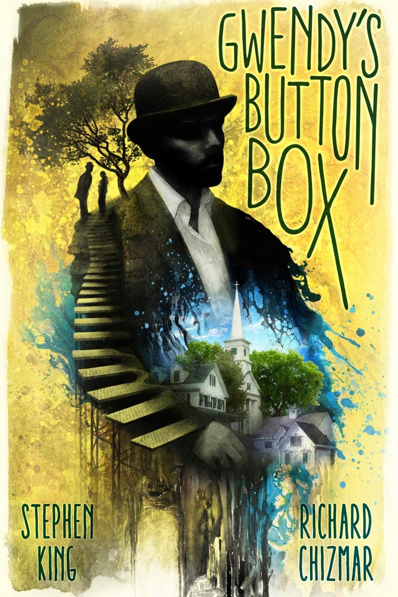 """""""Gwendy's Button Box"""" - okładka książki - obrazek"""