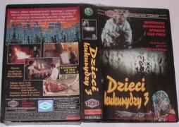 Dzieci kukurydzy 3 (VHS) - okładka