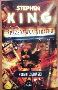 Stephen King. Sprzedawca strachu (Replika)