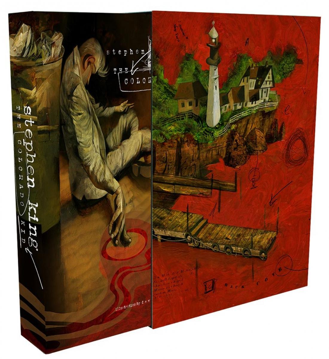 """""""The Colorado Kid"""" - PS Publishing - signed traycased edition - obrazek"""