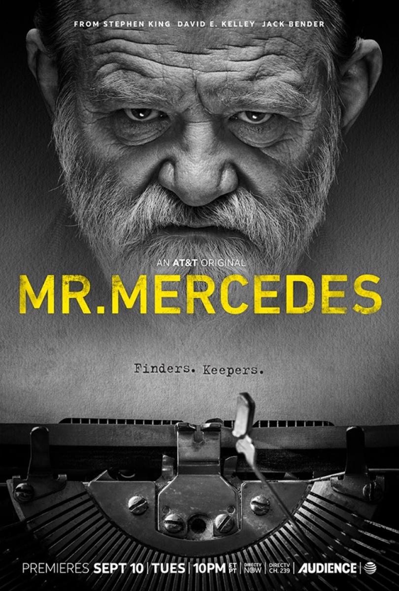 """Mr. Mercedes"" plakat 3 sezonu serialu - obrazek"
