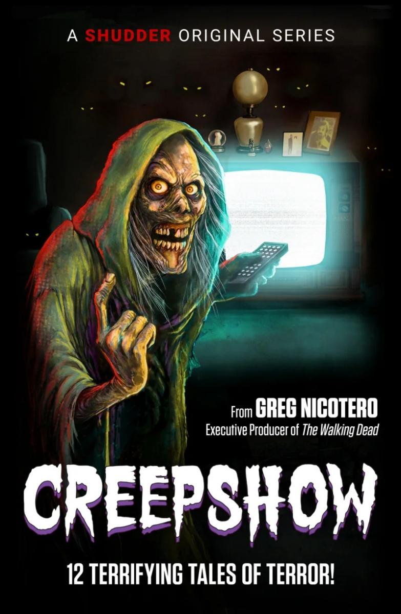 """Creepshow"" - plakat serialu - obrazek"