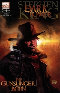 The Dark Tower: The Gunslinger Born #4 (2nd)