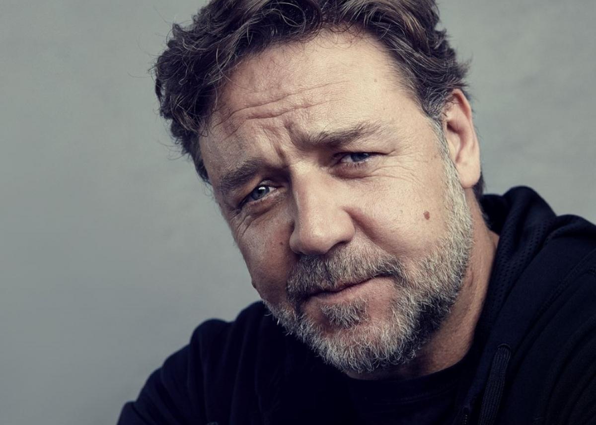 Russell Crowe (zdjęcie Entertainment Weekly) - obrazek