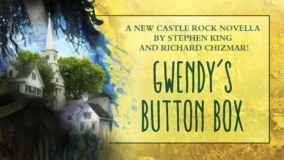 """""""Gwendy's Button Box"""" - obrazek"""