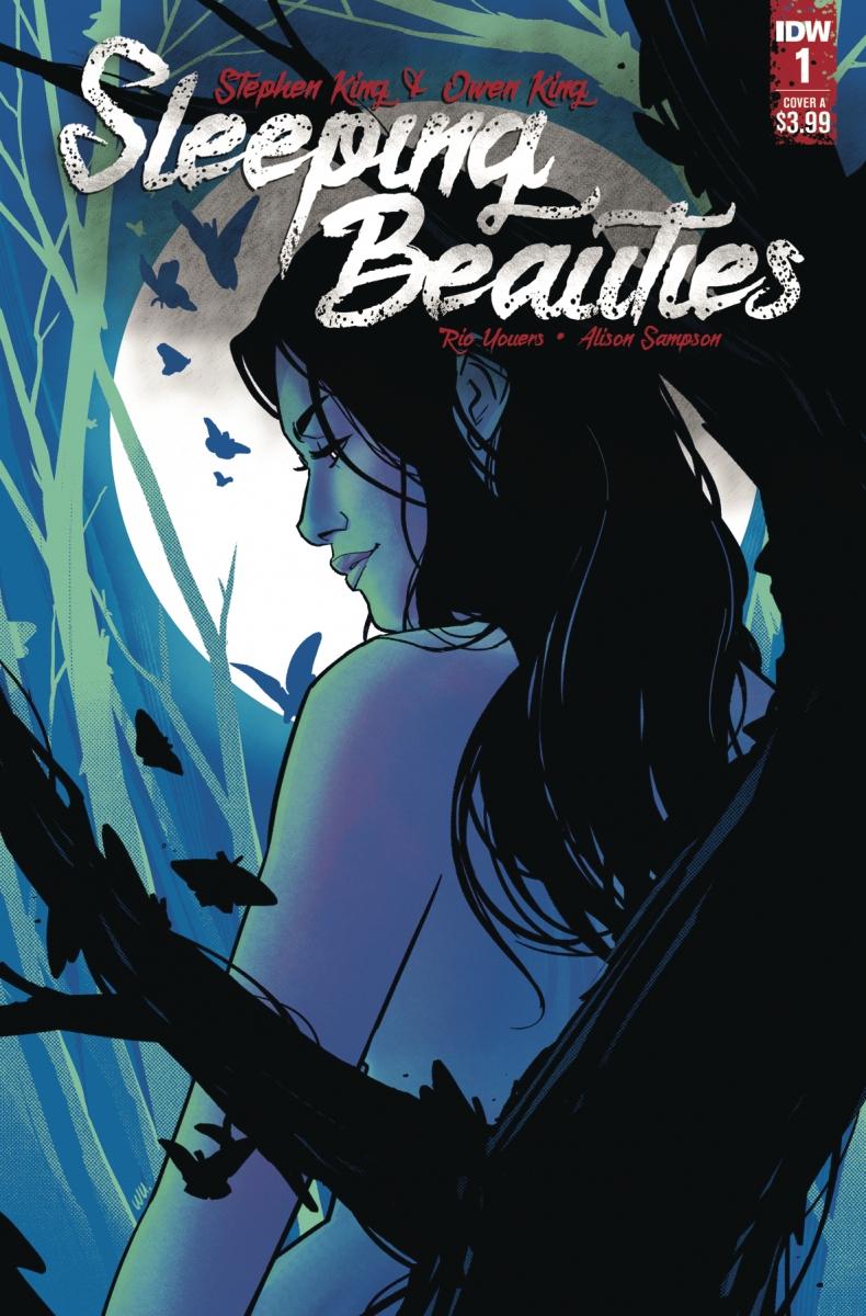 """Sleeping Beauties"" #1 wariant a - obrazek"