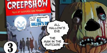 Creepshow odcinek 3 - Wcześniejsze Halloween - obrazek