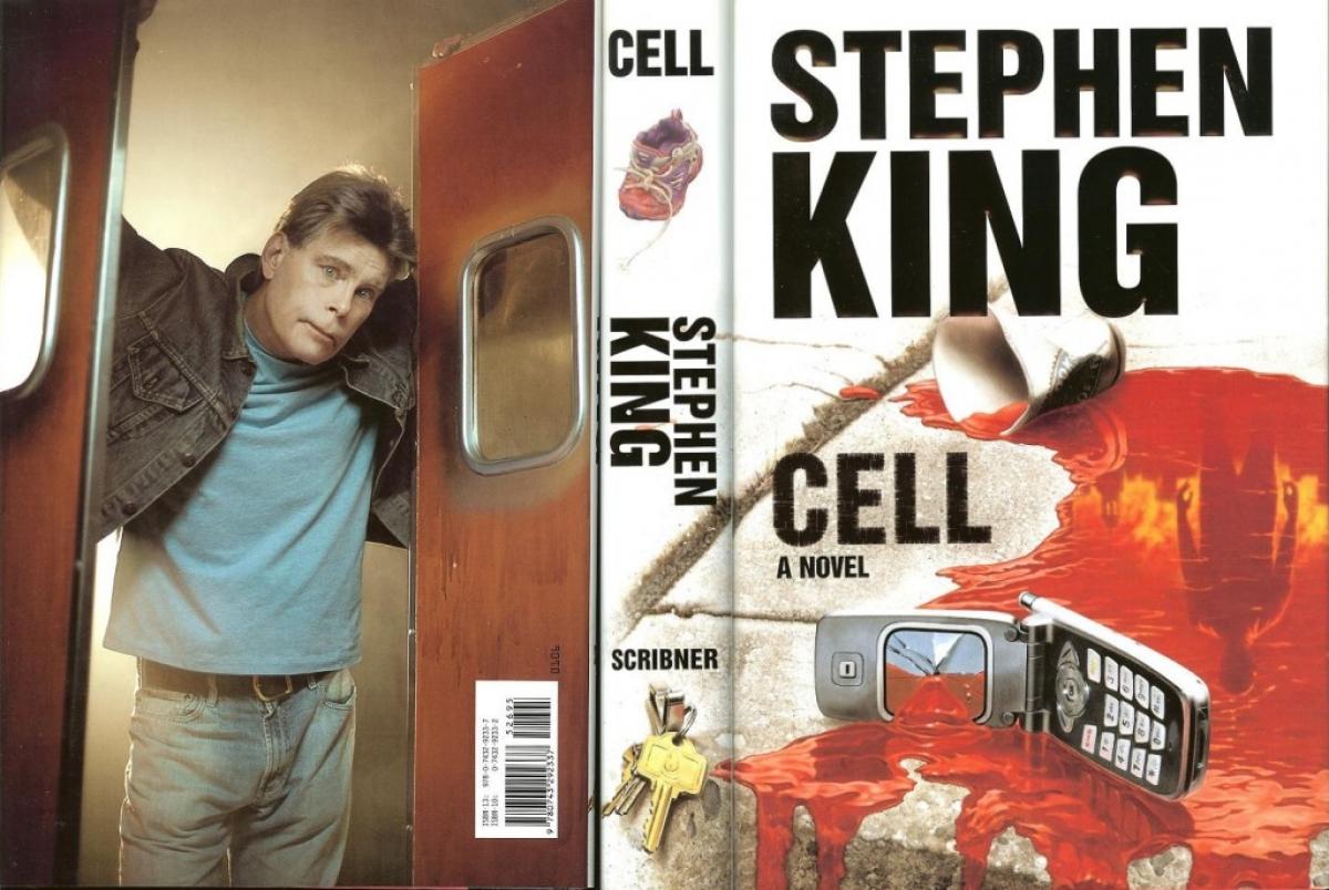 """""""Cell"""" - obwoluta - obrazek"""