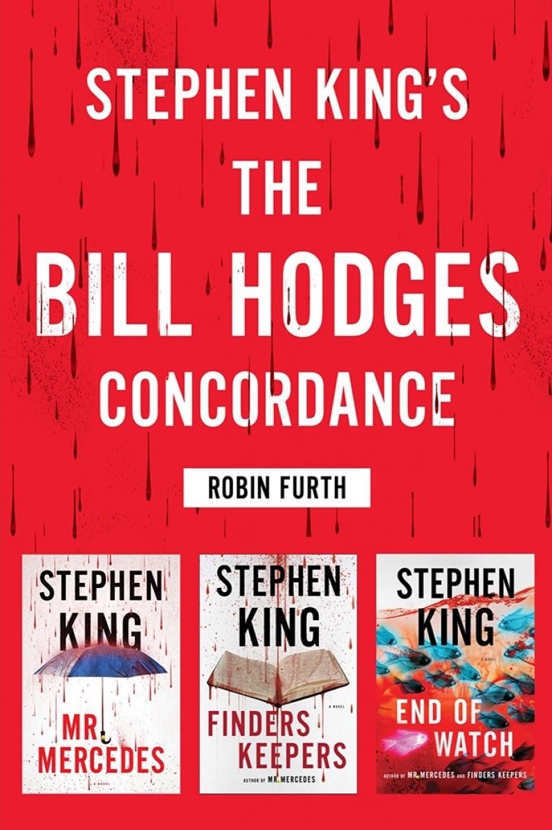 The Bill Hodges Concordance - obrazek