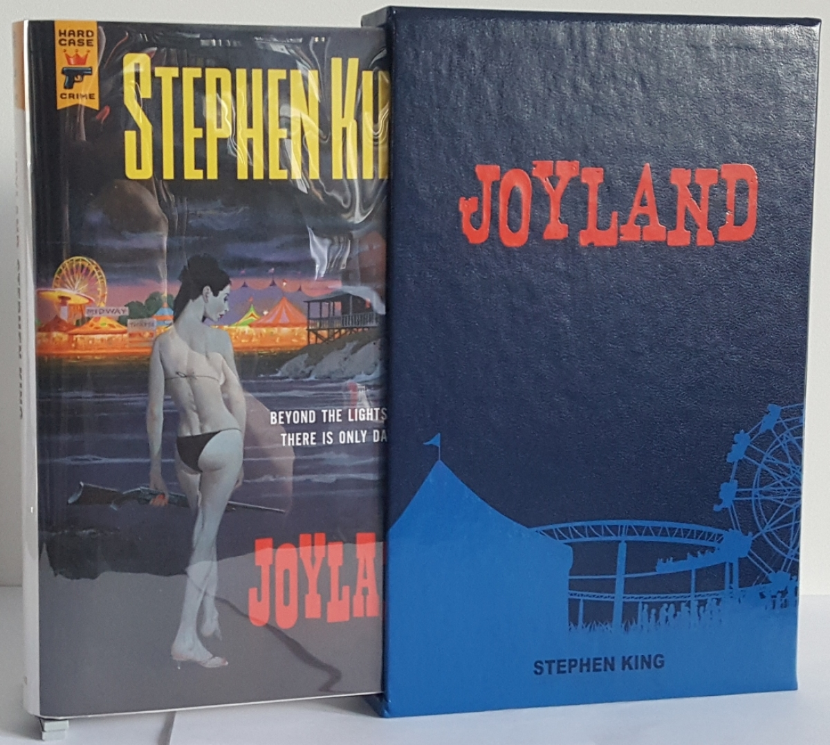 "Książka ""Joyland"" i etui - obrazek"
