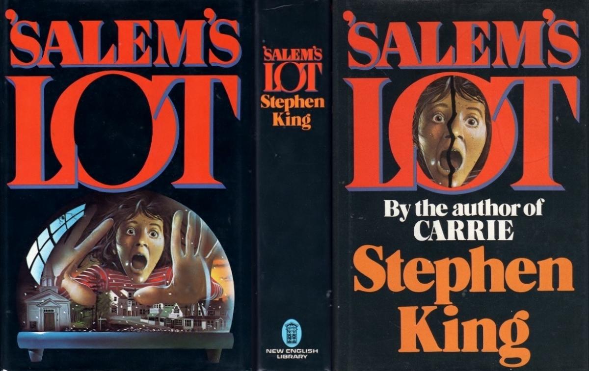 """""""'Salems Lot"""" - obwoluta - obrazek"""