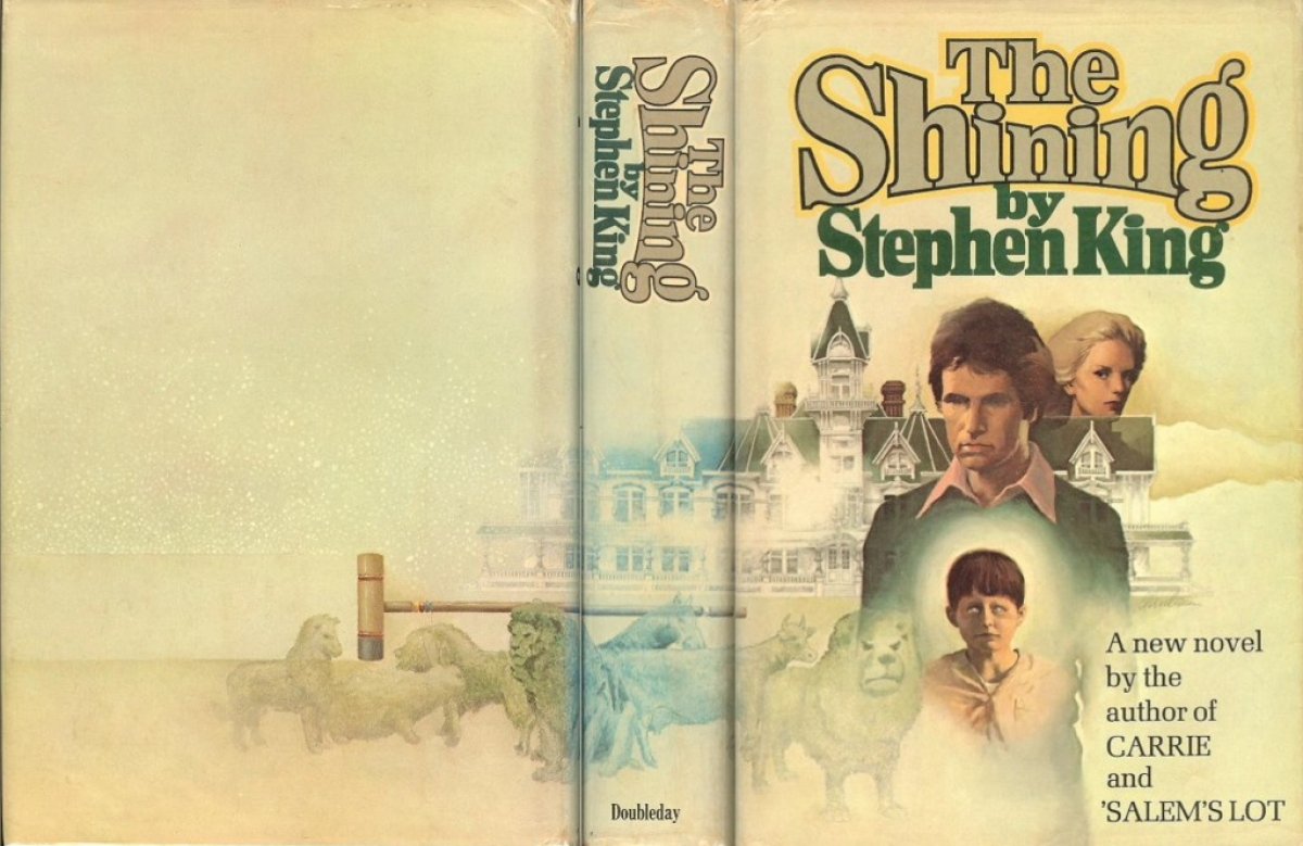 """The Shining"" - obwoluta - obrazek"