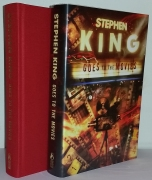 Stephen King Goes to the Movies (Subterranean Press) HLE - książka i obwoluta