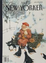 The New Yorker (January 29 2001) - obrazek