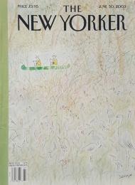 The New Yorker (June 30 2003) - obrazek