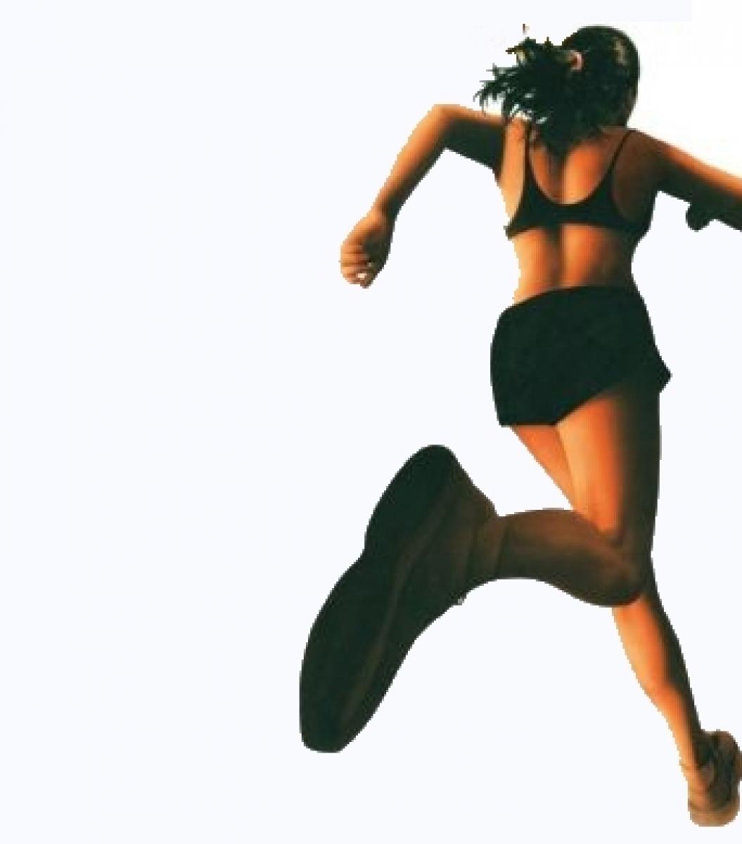 Piernikowa dziewczyna - obrazek