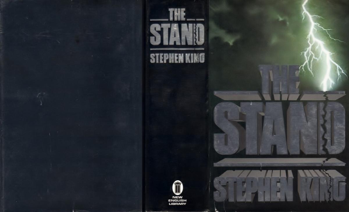 """The Stand"" - obwoluta - obrazek"