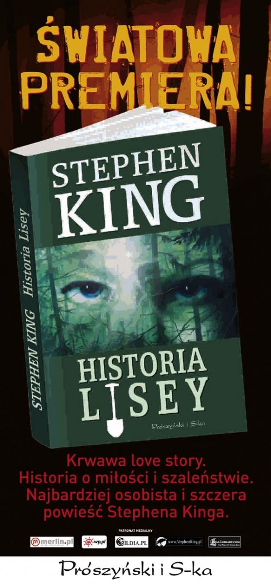 """Historia Lisey"" - plakat - obrazek"