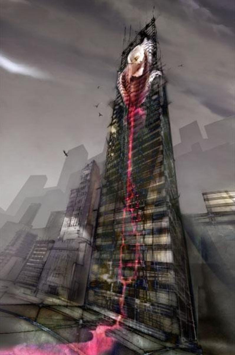 """The Dark Tower VI: Song of Susannah"" - ilustracja Darrela Andersona - obrazek"