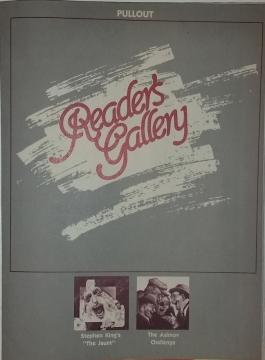 Gallery December 1981 okładka The Jaunt