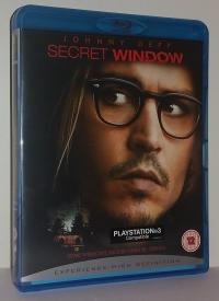Sekretne okno (Blu-Ray)
