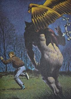 Bernie Wrightson - Cycle of Werewolf 04 - obrazek